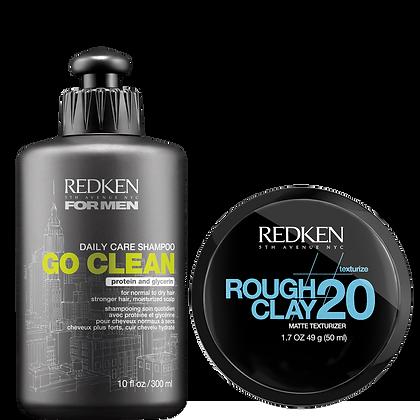 Duo Go Clean + Rough Clay