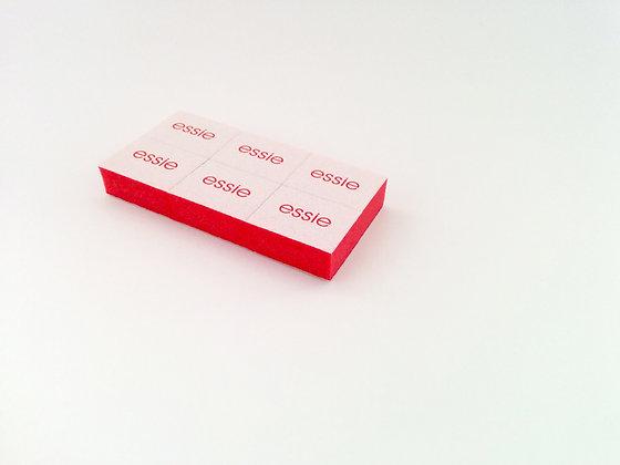 Blocs éponge Essie X6