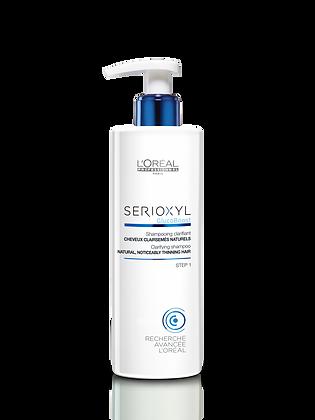 Shampooing Clarifiant cheveux affinés naturels 250ml