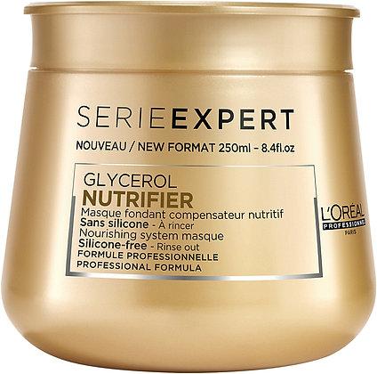 Nutrifier Masque 250ml (cheveux épais)