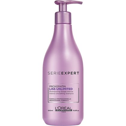 Liss unlimited Shampooing 500ml