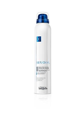 SERIOXYL Spray Coloré Volumateur Gris 200ml