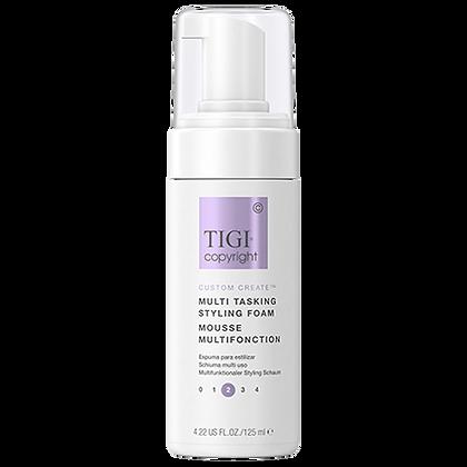 TIGI® Copyright Multi Tasking Styling Foam 125ml