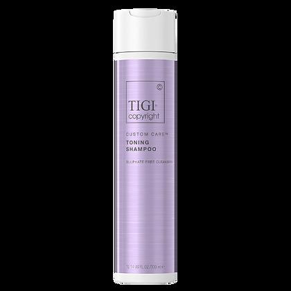 TIGI® Copyright Custom Care ™ Toning Shampoo 300ml
