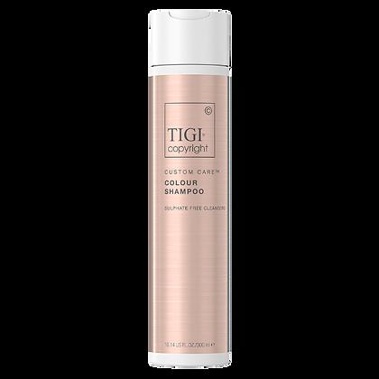 TIGI® Copyright Custom Care ™ Colour Shampoo 300ml