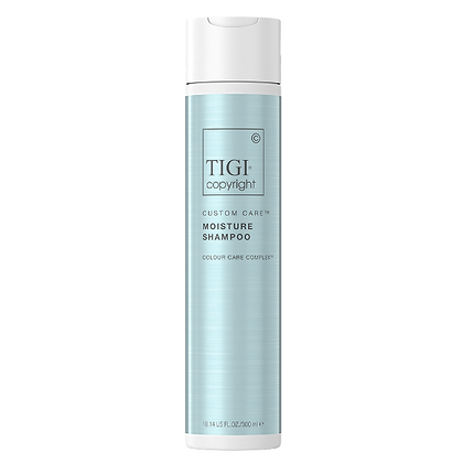 TIGI® Copyright Custom Care ™ Moisture Shampoo 300ml