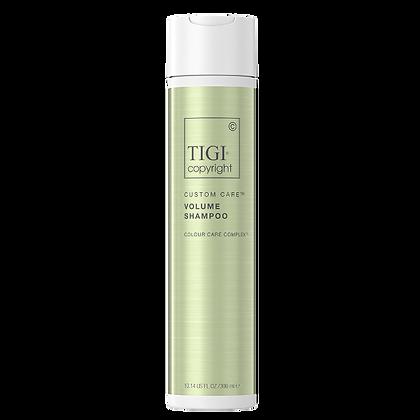 TIGI® Copyright Custom Care ™ Volume Shampoo 300ml
