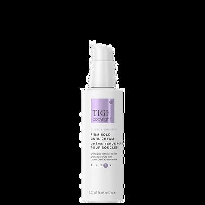 TIGI® Copyright Firm Hold Curl Cream 150ml