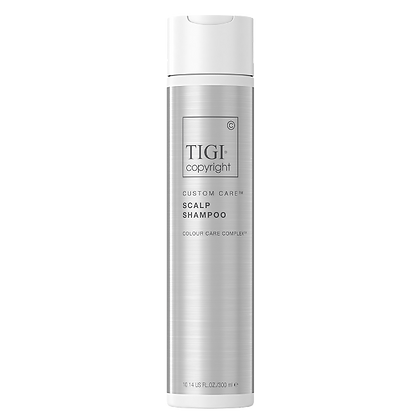 TIGI® Copyright Custom Care ™ Scalp Shampoo 300ml