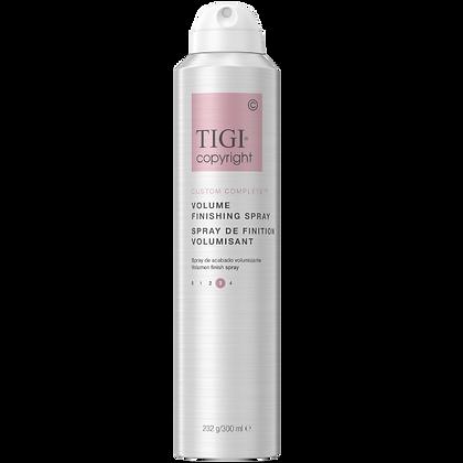TIGI® Copyright Volume Finishing Spray 300ml
