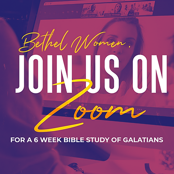 Join Us On Zoom Connect With Your Church