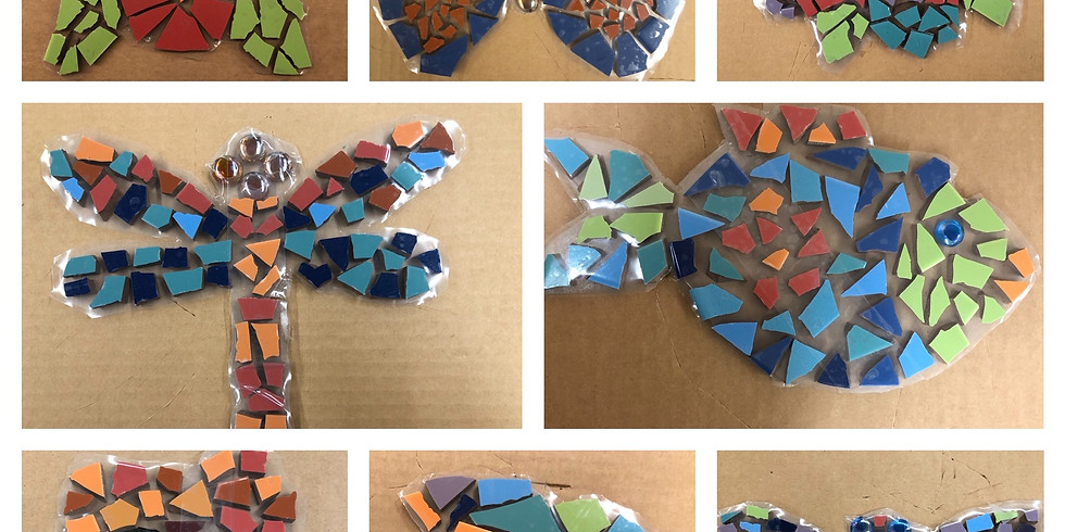 10/10 AM - Community Mosaic Workshop (Reservations Required)