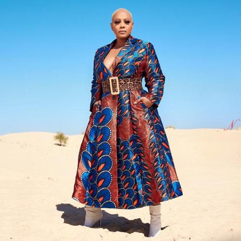 Fyah   Coat/Dress