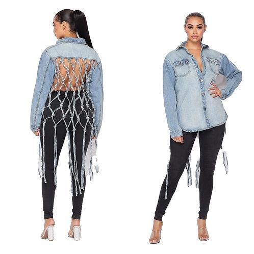 Backless | Shirt/Jacket