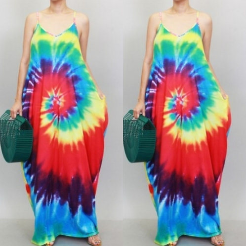 Tribal Wave   Dress