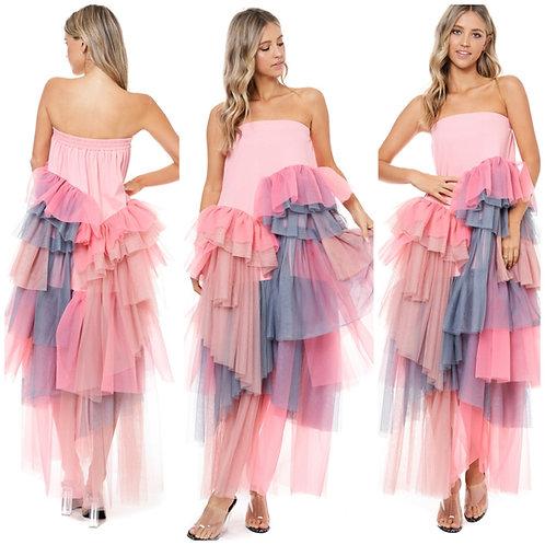 Tulle Around A Little | Skirt/Dress