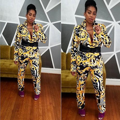 Versace   Pants Set