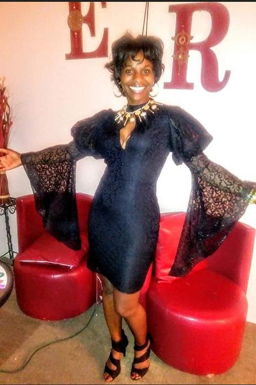 Black Drama | Dress