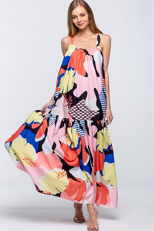 Floral Daze Too   Dress