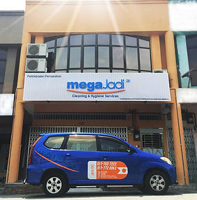 Mega Jadi Cleaning & Hygiene Services