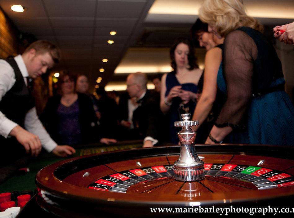 mobile casino hire