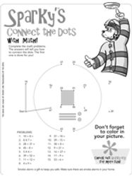 Sparky's Connect The Dots
