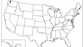 US Map Challenge
