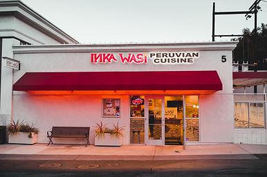 Inka Wasi Storefront