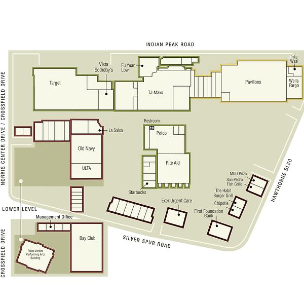 Inka Wasi Map Location Peninsula Shopping Center Guide