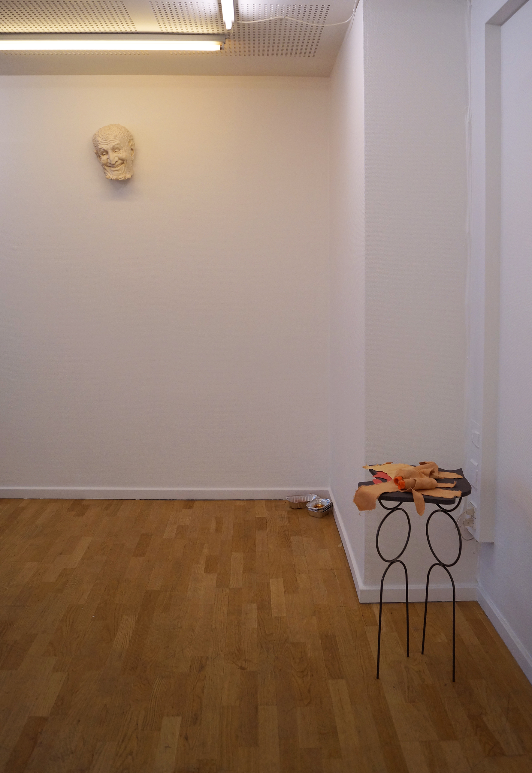 Indoors (installation view)