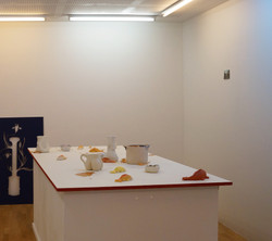 Indoors (installation view)