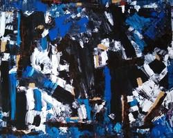 Bruised Black & Blue