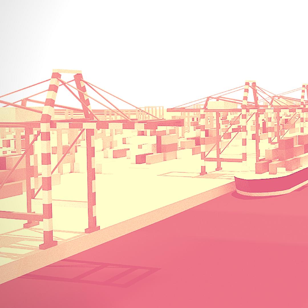 Urbanización Puerto Huelva