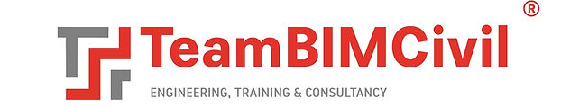 Logo TeamBIMCIVIL, Engineering, Training and Consultancy