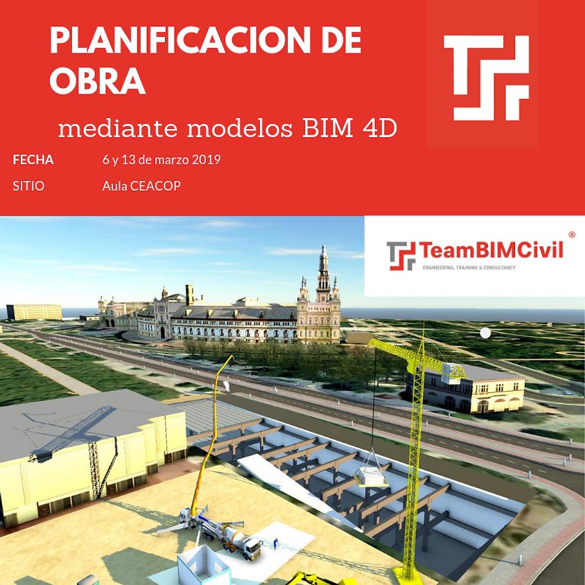 Curso Planificación BIM4D