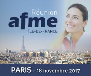 Endromed était présent au congrès AFME PARIS