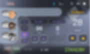 Ecran Clearlight LD808 - Endromed