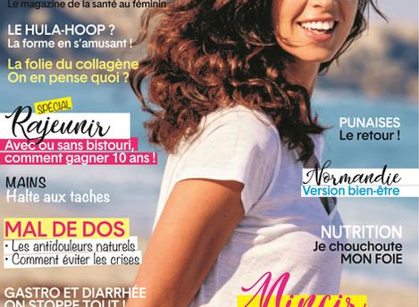 """DUAL HI® par ENDROMED présenté dans le magazine """"Coté Santé"""" !"""