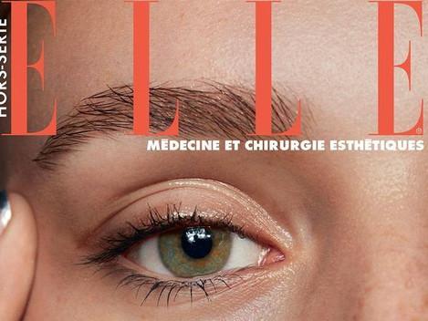 DUAL HI® par Endromed mis à l'honneur dans le magazine ELLE - HIFU dernière génération