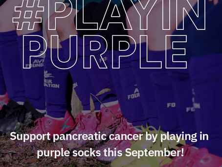 Sporting fields across Australia to be turned purple for pancreatic cancer