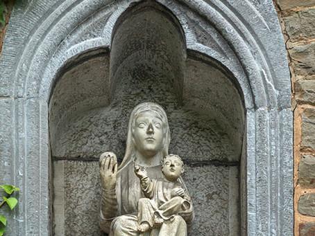L'Abbaye Notre Dame du Vivier
