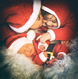 La joie de Noël ...