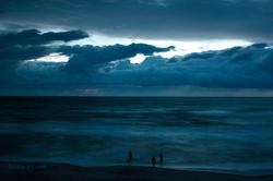 Sea Dancing Sillhouettes