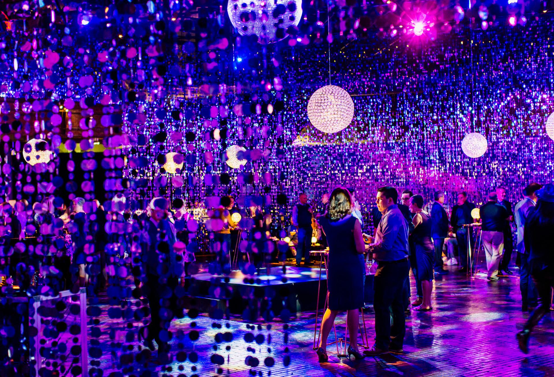 The Boston Purple Party