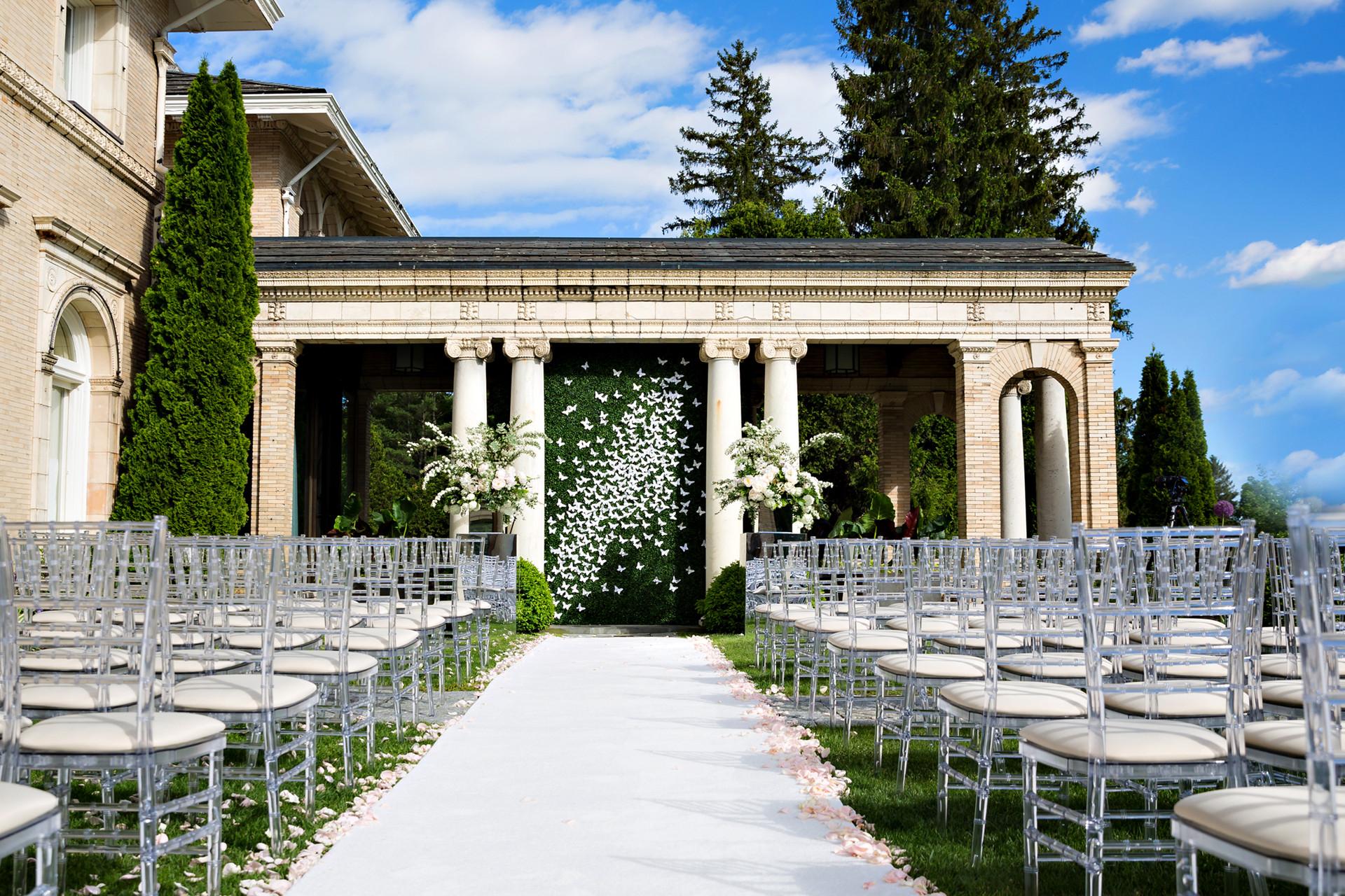 Countryside Estate Wedding