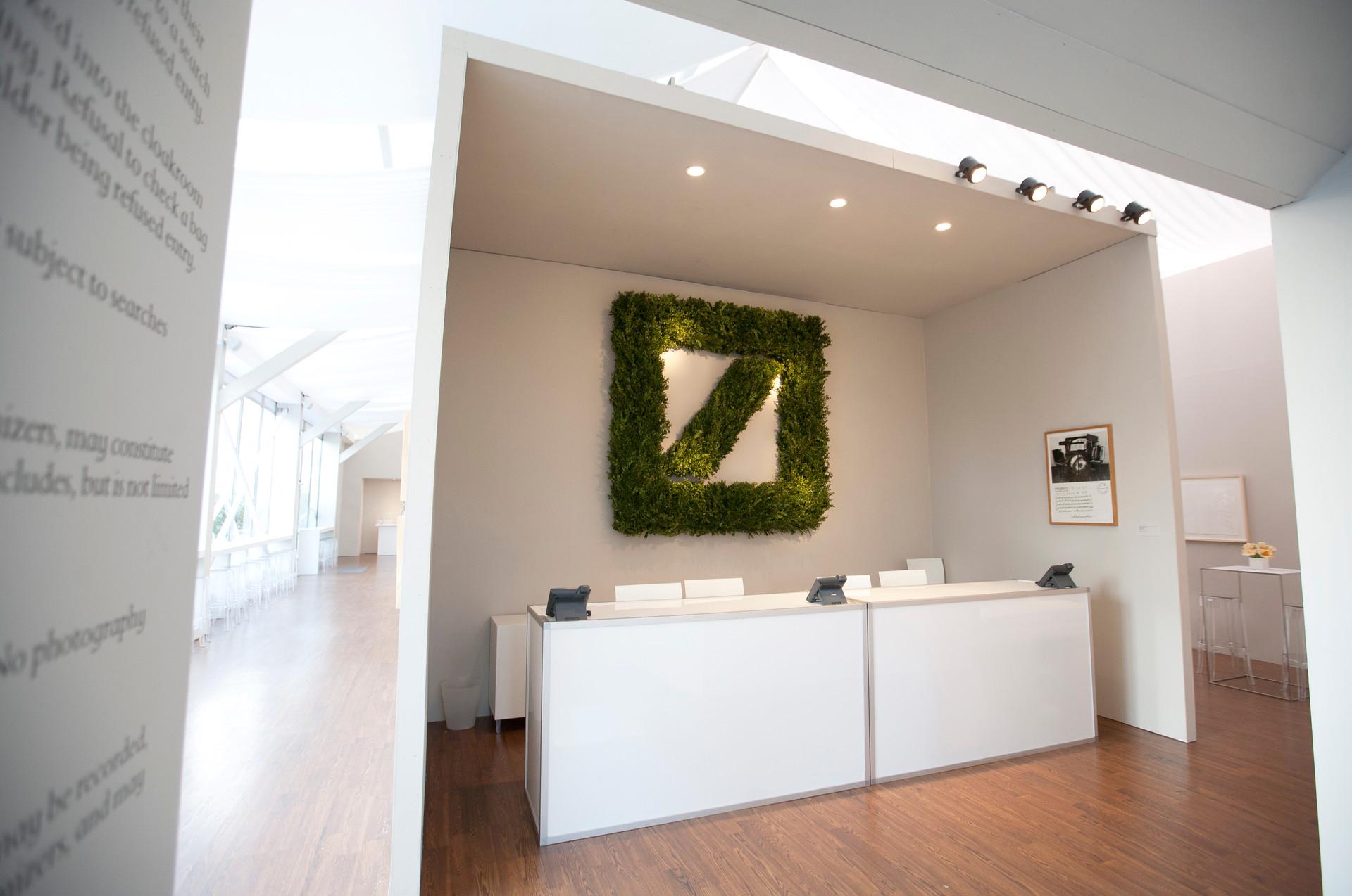 Deutsche Bank VIP Lounge