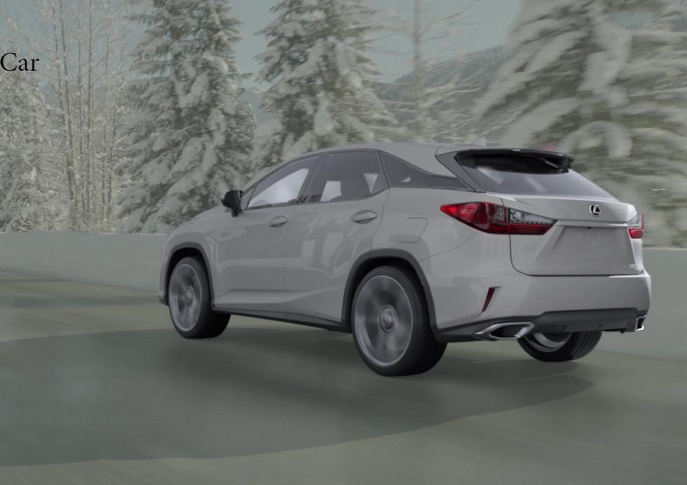 Lexus Car Replacement