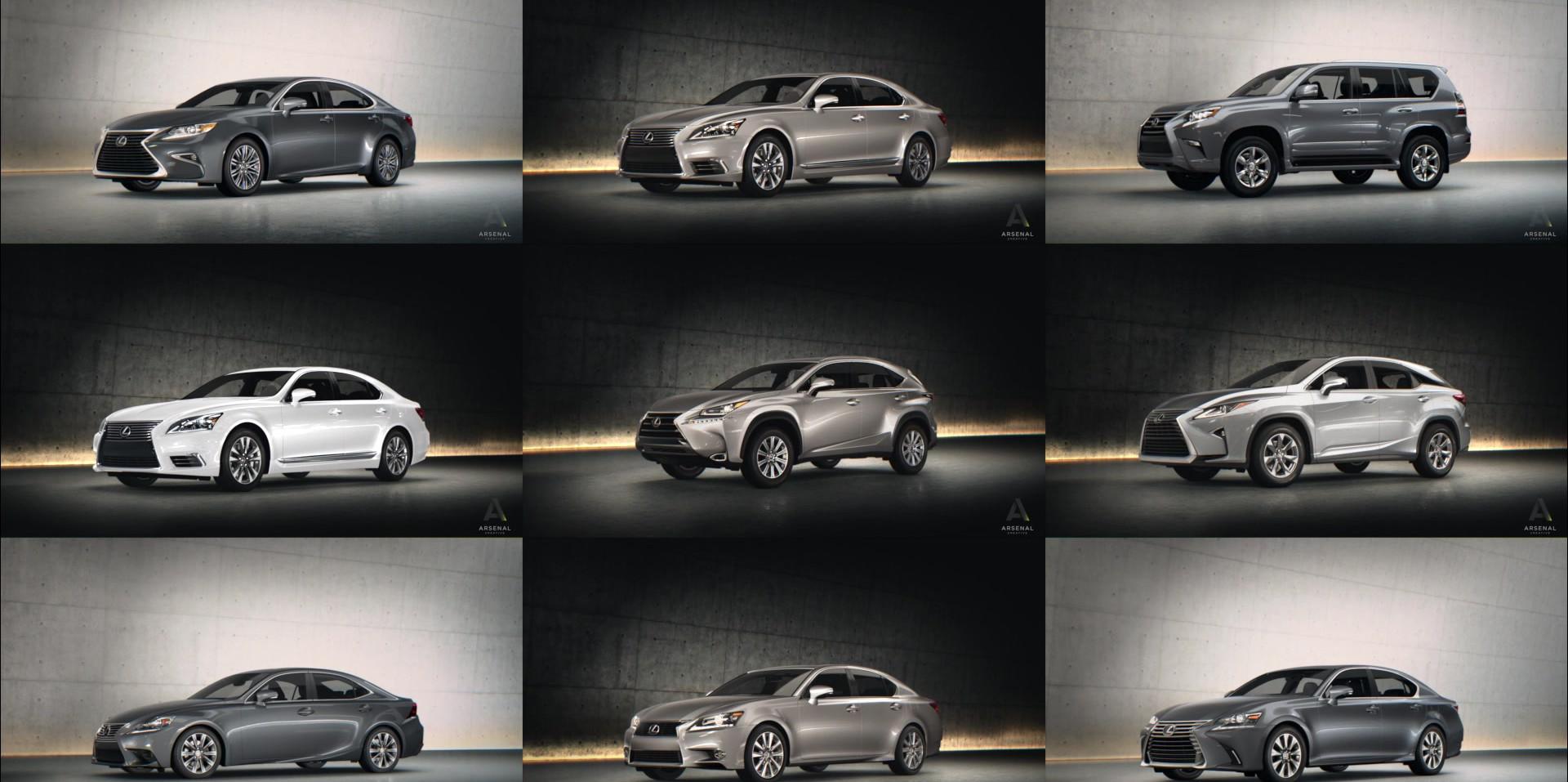 Lexus Redesign Breakdown
