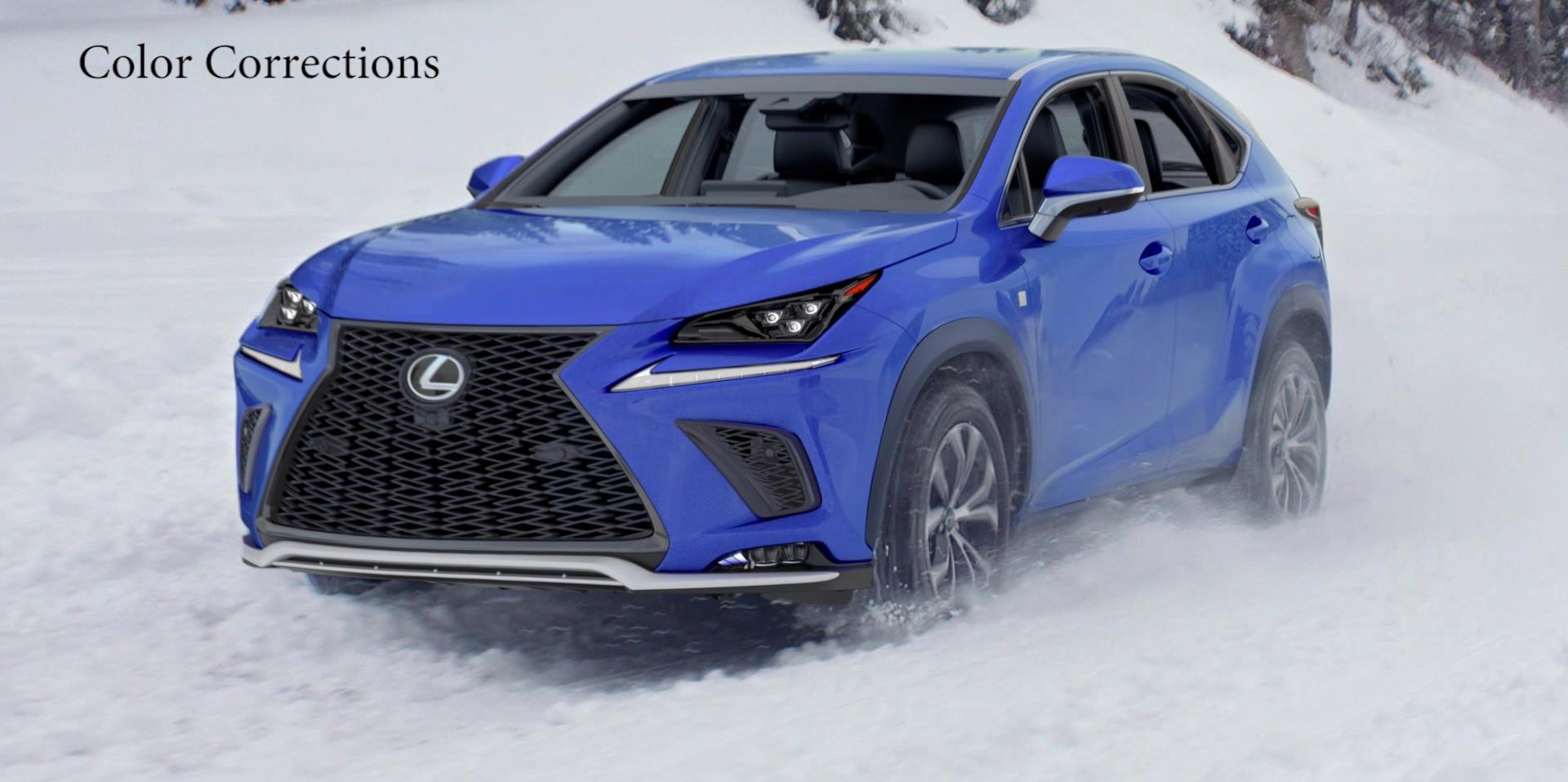 Lexus Car Replacement 02