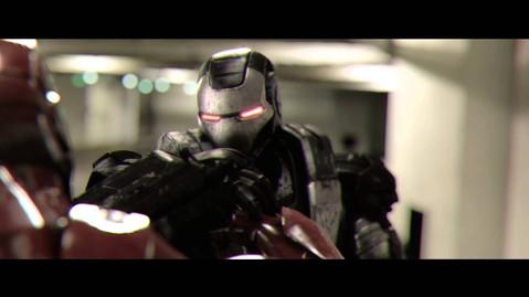 Ironman vs Warmachine